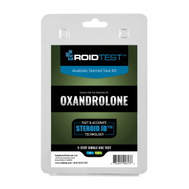 ROIDTEST - OXANDROLONE