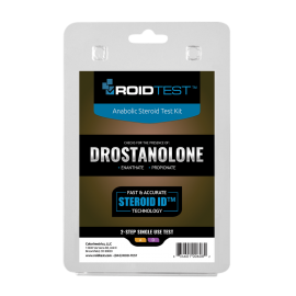 ROIDTEST - DROSTANOLONE